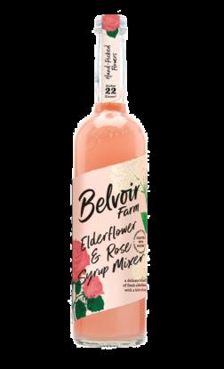 Elderflower & Rose Syrup Mixer