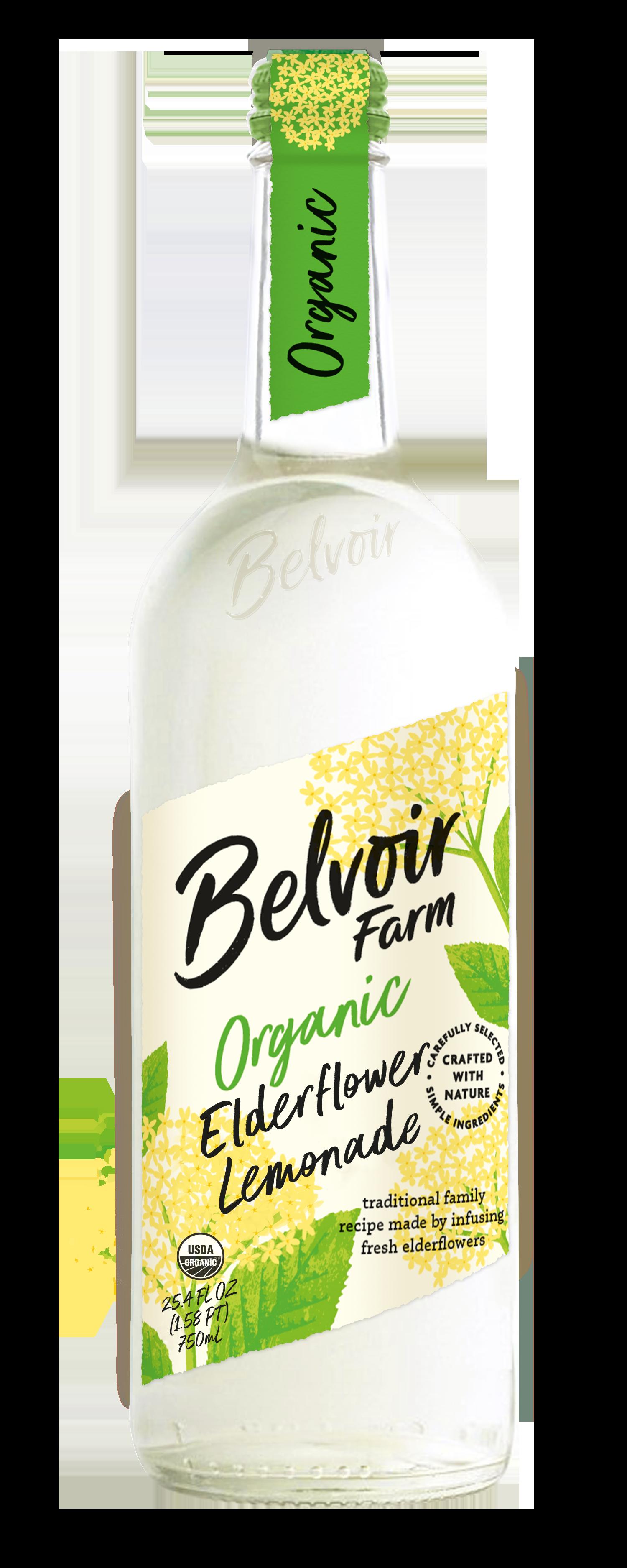 Organic Elderflower Lemonade