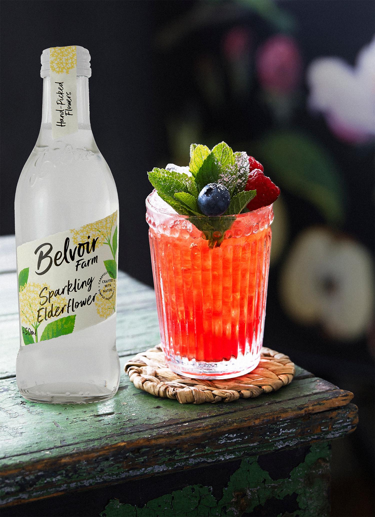 Elderflower Fling Gin