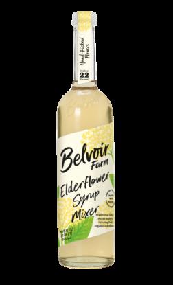 Elderflower Syrup Mixer