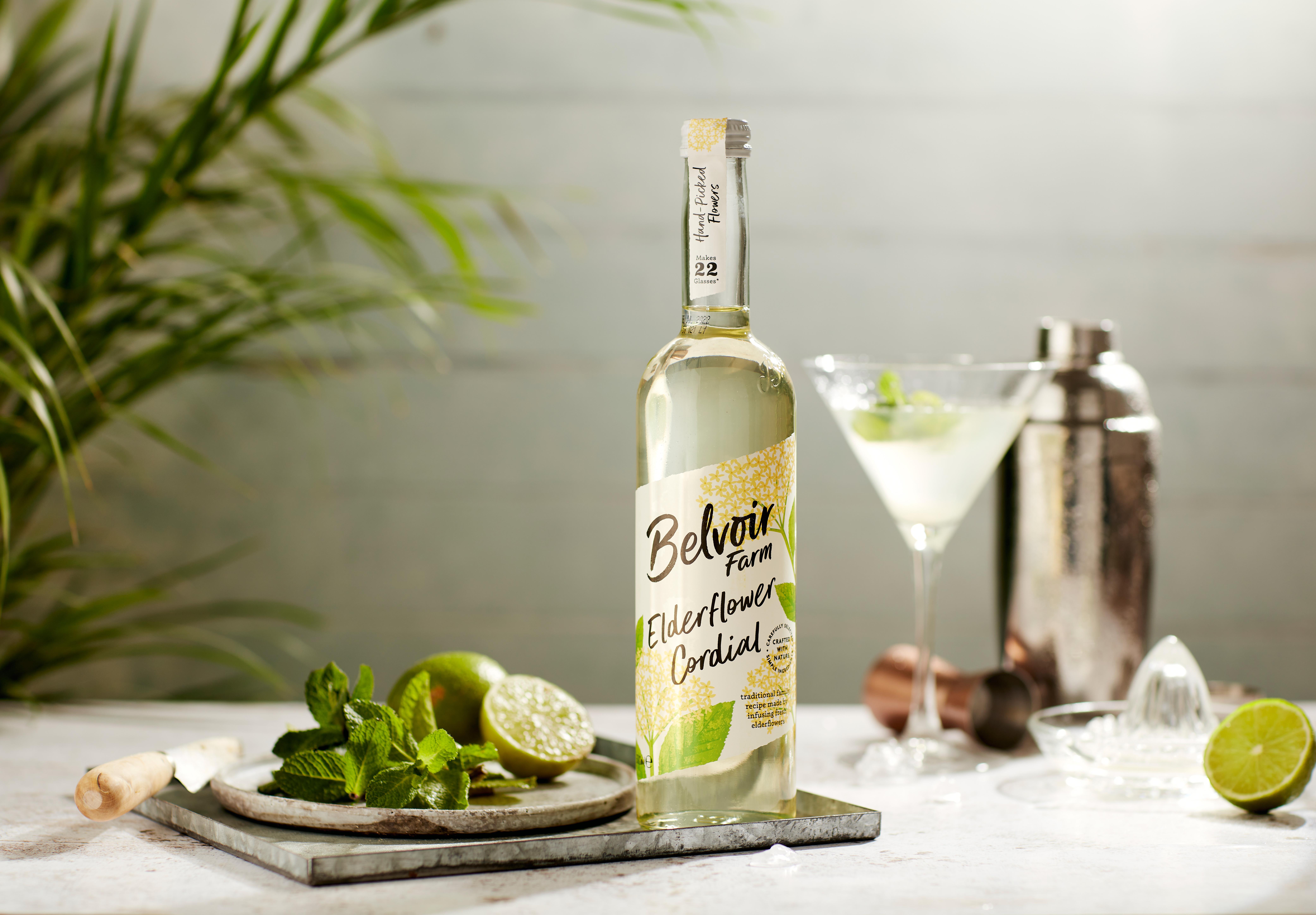 Elderflower & Mint Daiquiri